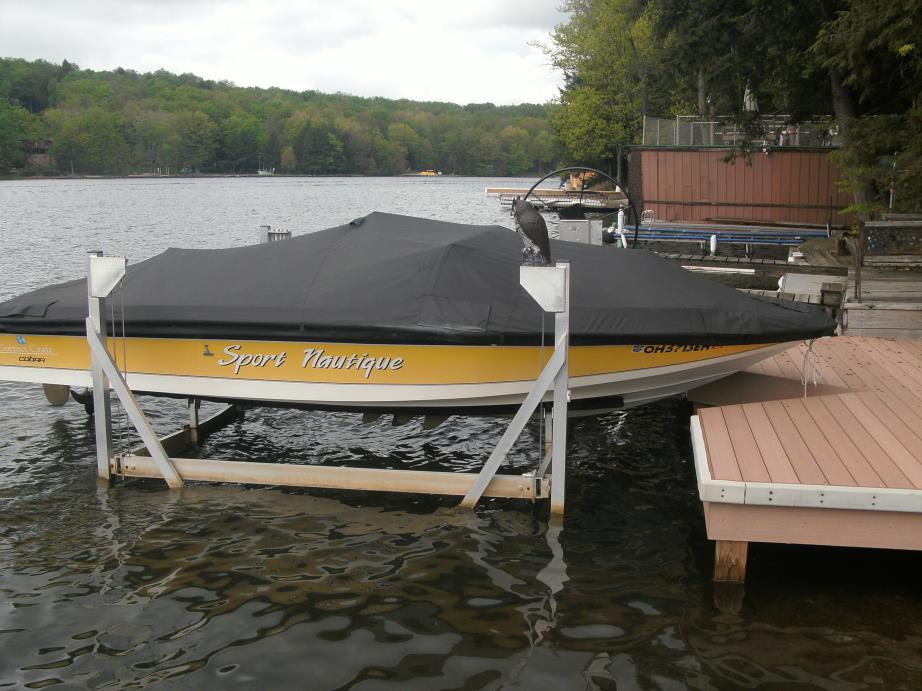 1990 Correct Craft Sport Nautique