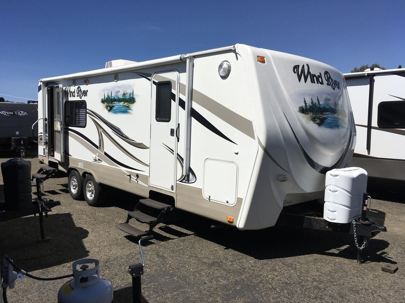 2011 Outdoors Rv WINDRIVER 230RKS
