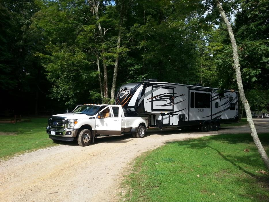2015 Forest River XLR THUNDERBOLT 415AMP