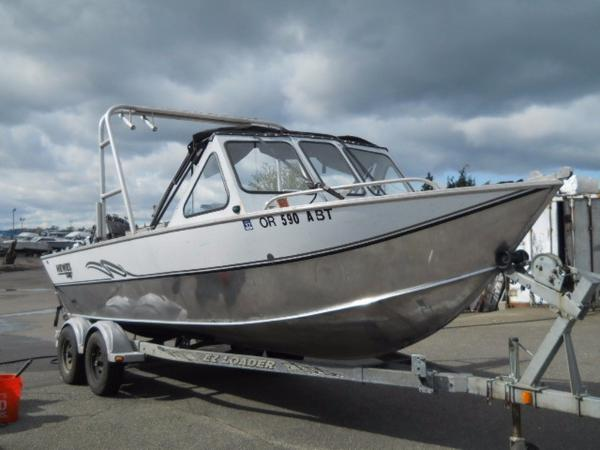 2004 Hewescraft Sea Runner