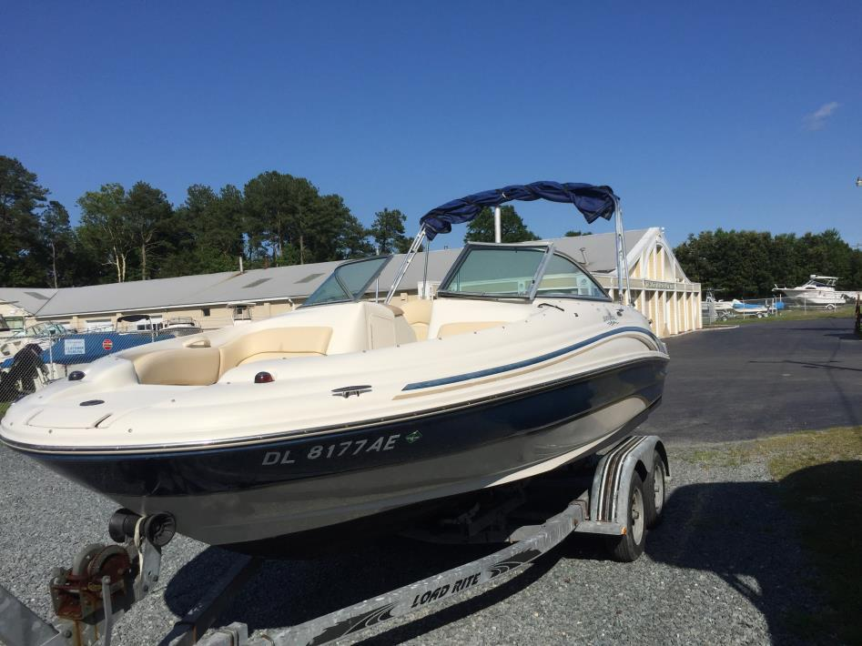 2002 Sea Ray Sundeck 190