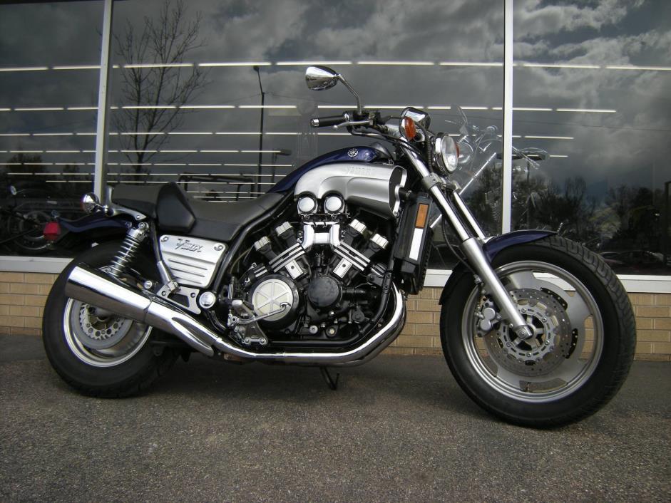 yamaha v max motorcycles for sale in colorado. Black Bedroom Furniture Sets. Home Design Ideas