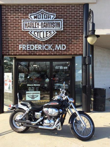Honda motorcycles for sale in frederick maryland for Honda dealer frederick md