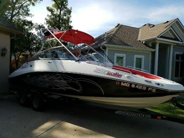 2009 Sea-Doo 230 Wake (510 hp)