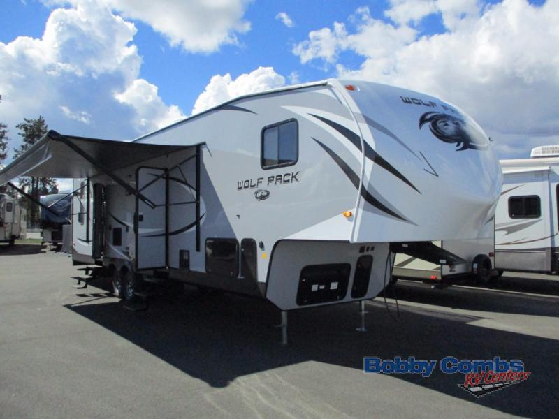 2017 Forest River Rv Cherokee Wolf Pack 315PACK12