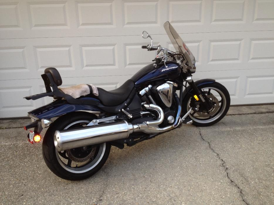 Yamaha road star warrior motorcycles for sale in mississippi for Yamaha warrior for sale