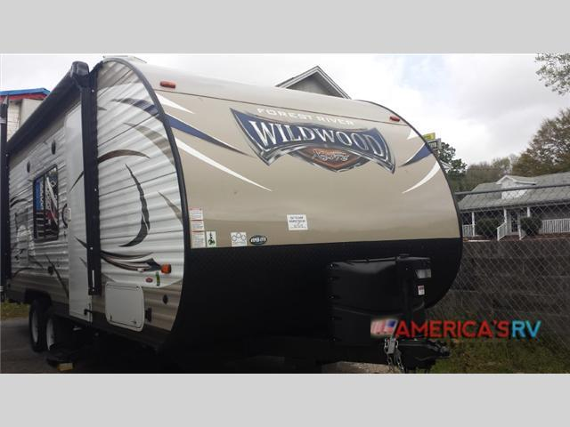 2018 Forest River Rv Wildwood X-Lite 201BHXL