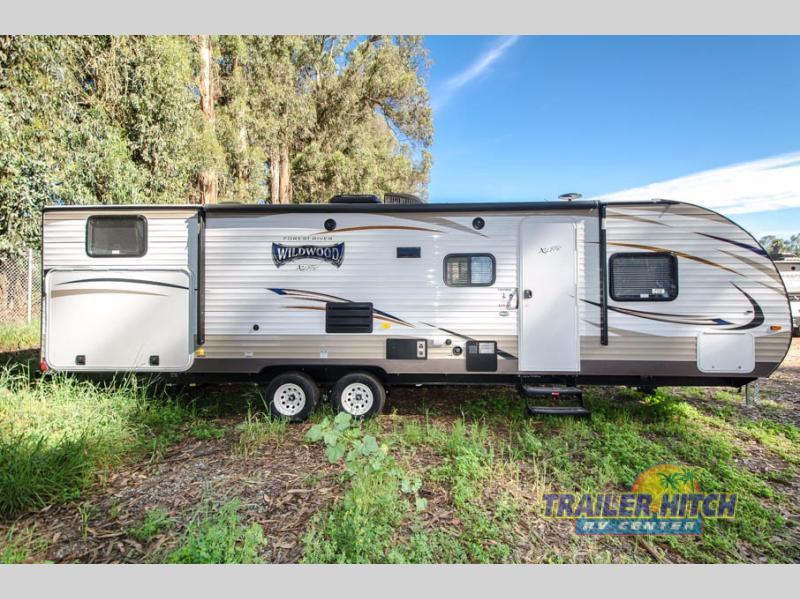 2018 Forest River Rv Wildwood X-Lite 282QBXL