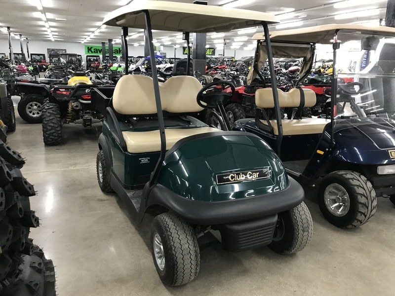 2015 Club Car XRT800 Electric