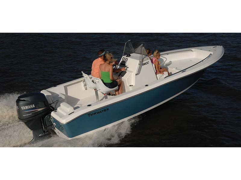 2014 TIDEWATER BOATS 196 CC Adventure