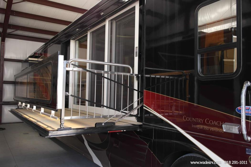 2010 Country Coach Intrigue 550 Veranda