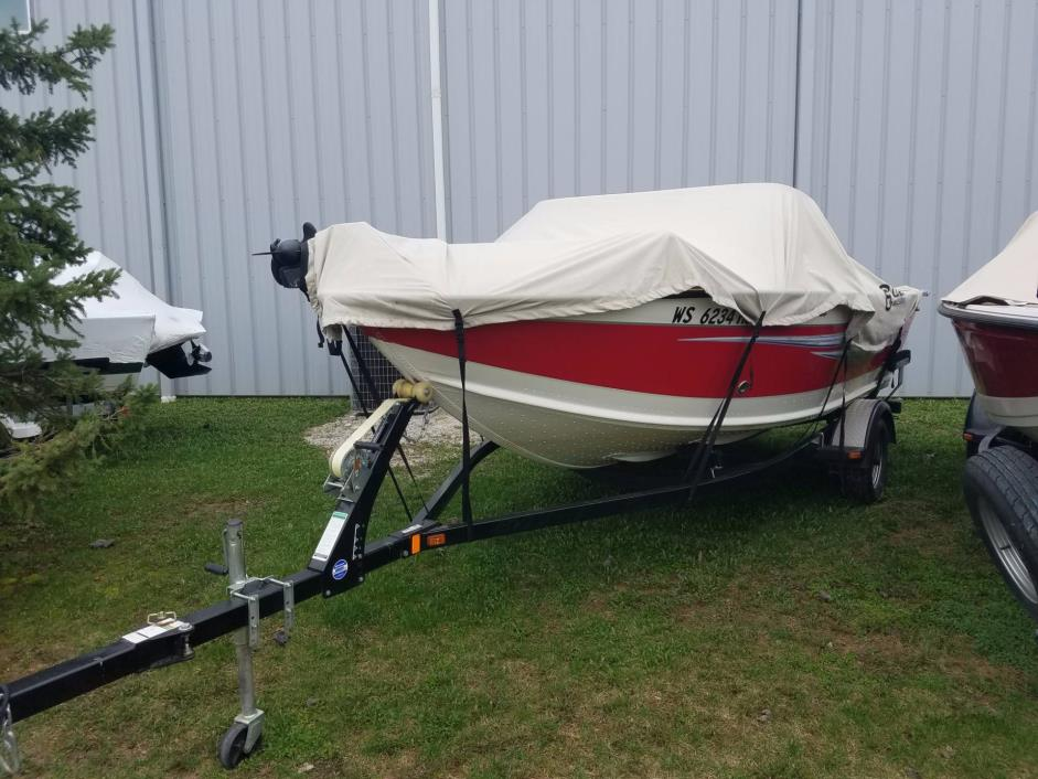 2011 Smoker Craft 172 Ultima