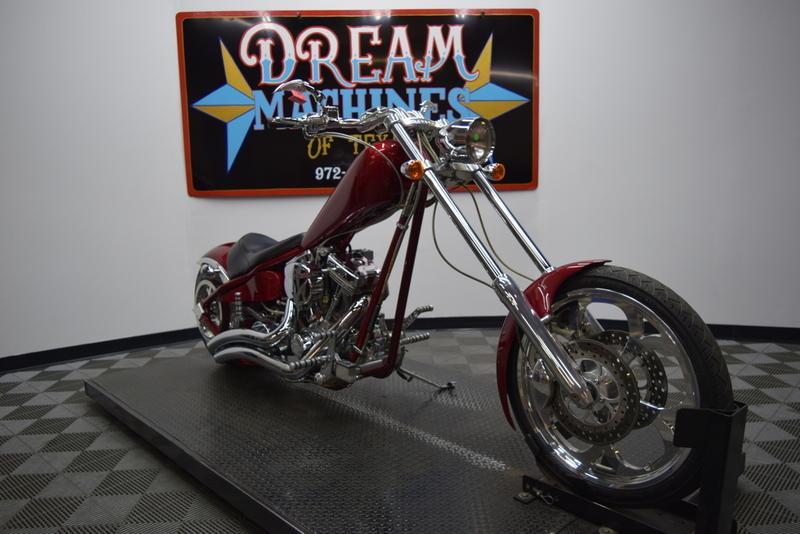 2004 American Ironhorse LSC Lone Star Chopper
