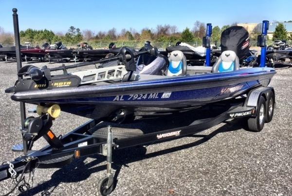 phoenix bass boats for sale