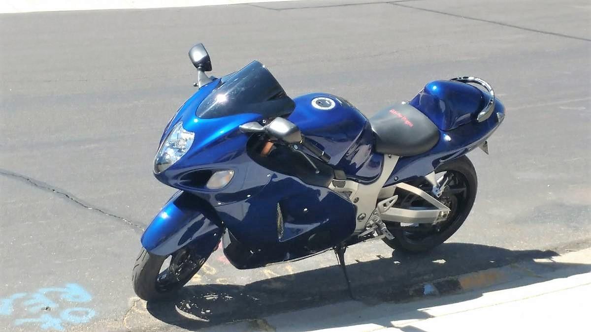 2006 Suzuki HAYABUSA LIMITED EDITION