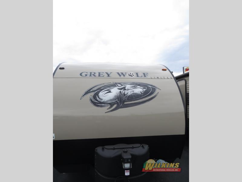 2017 Forest River Rv Cherokee Grey Wolf 23DBH