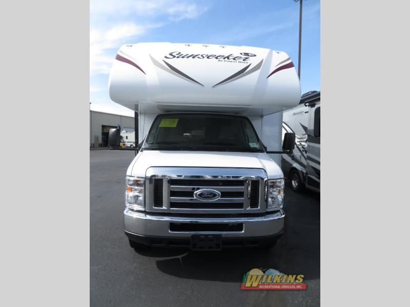2018 Forest River Rv Sunseeker LE 2850SLE Ford