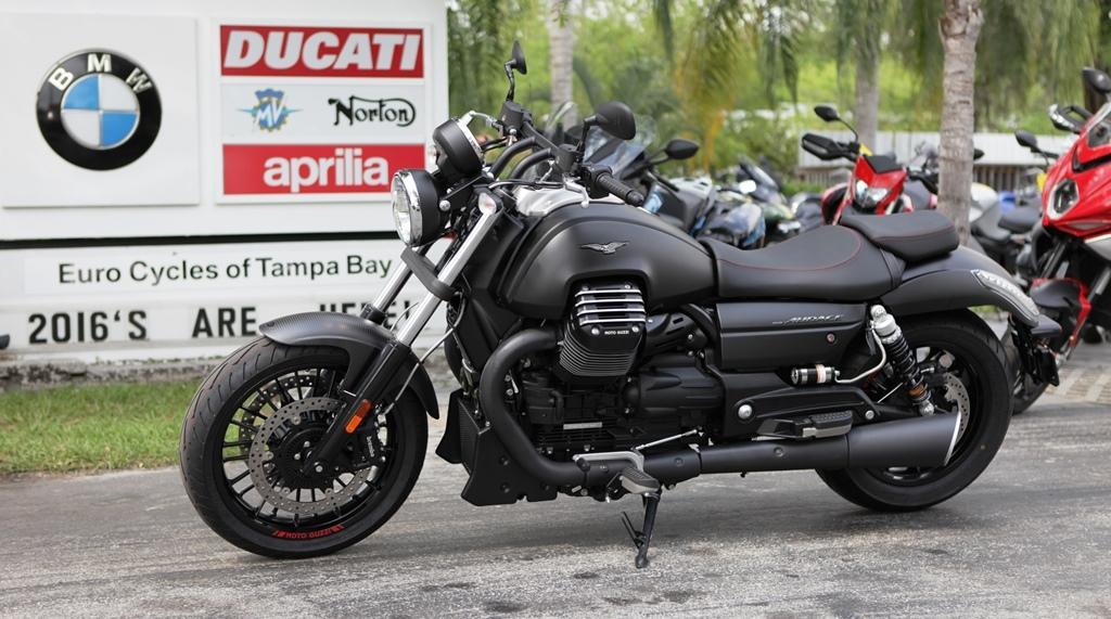 2016 Moto Guzzi AUDACE
