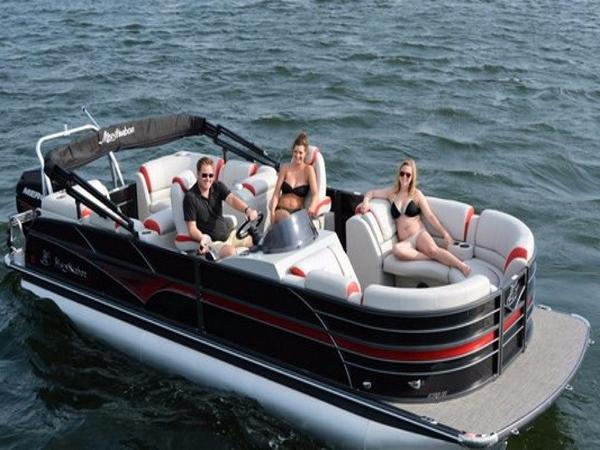 2017 Misty Harbor Boats Skye SU S-2385SU