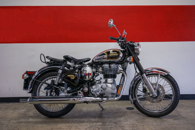2016 Royal Enfield Classic Chrome Domestic
