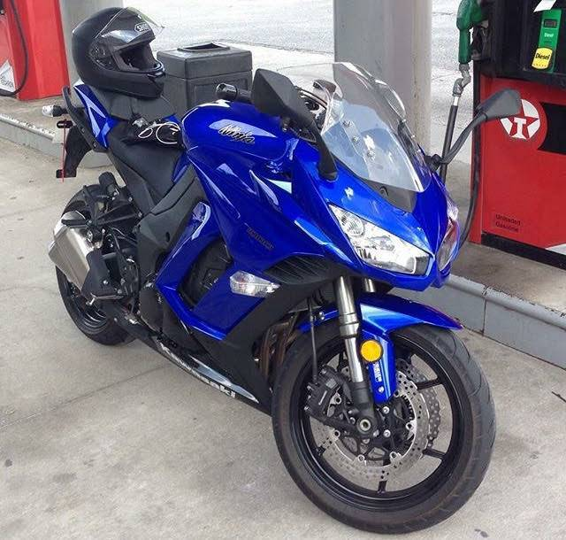 2014 Kawasaki NINJA 1000 ABS