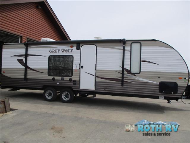 2016 Forest River Rv Cherokee Grey Wolf 26RR