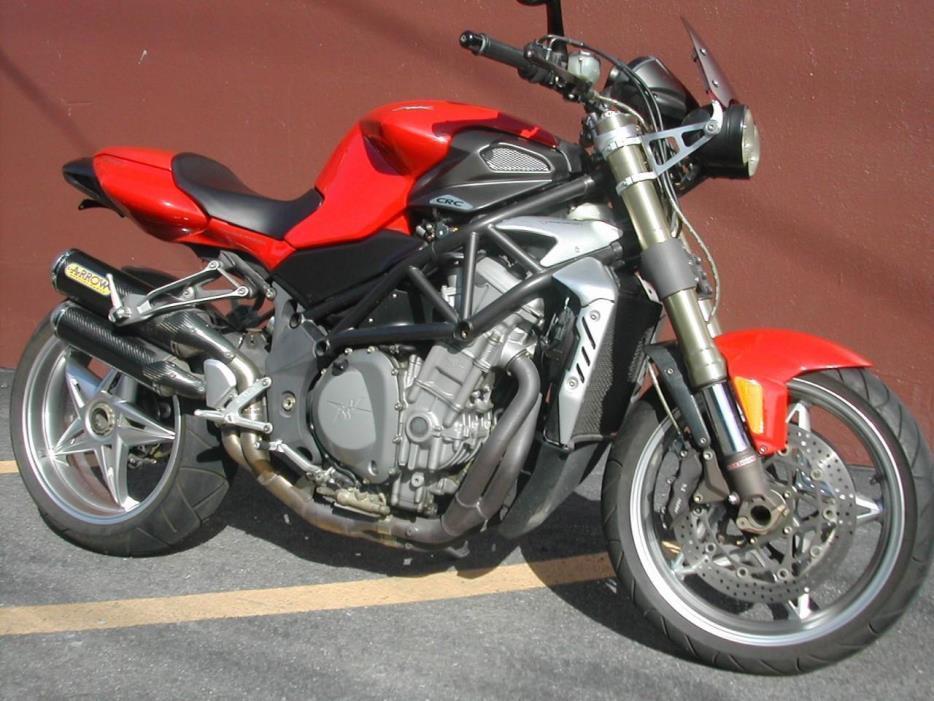 2004 Mv Agusta BRUTALE S