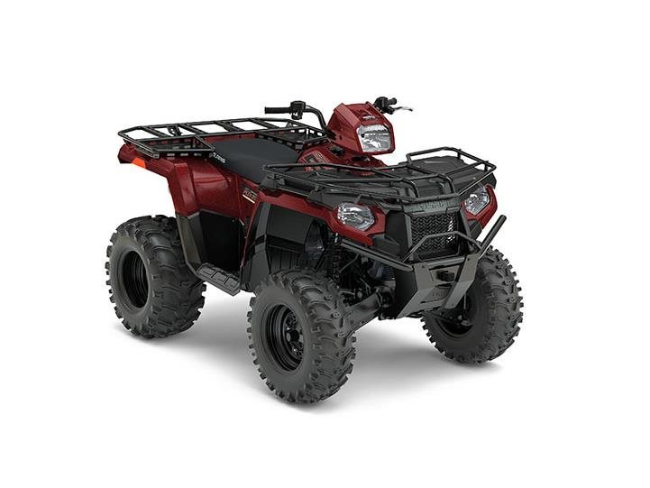 2017 Polaris Sportsman 570 EPS Utility Edition