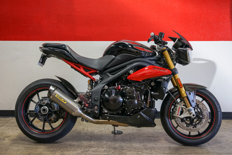 Triumph Speed Triple Motorcycles For Sale In California