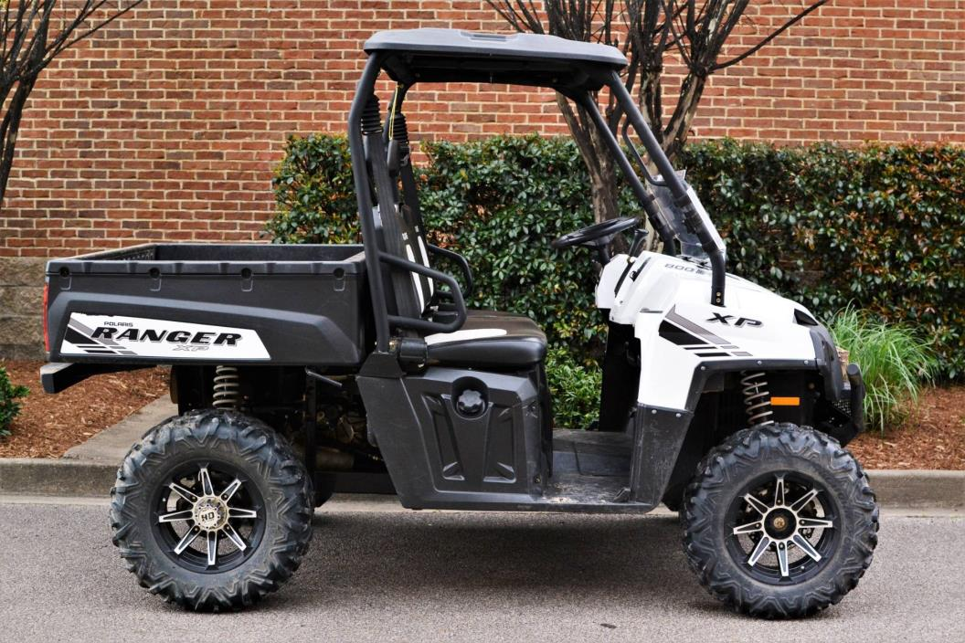 2012 Polaris Ranger XP 800 LE