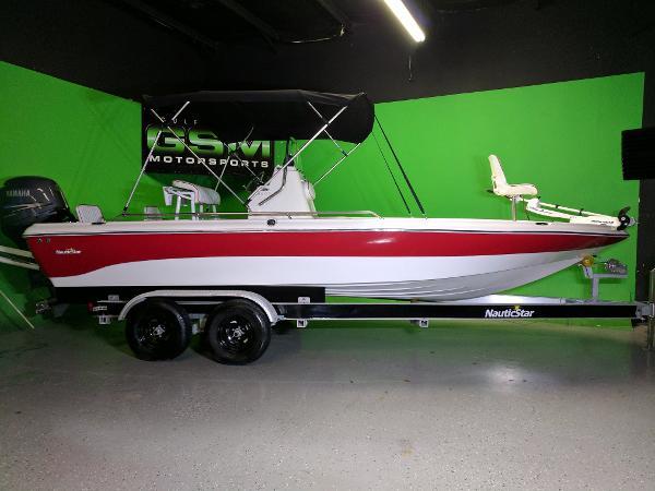 2008 NauticStar 2200 BAY