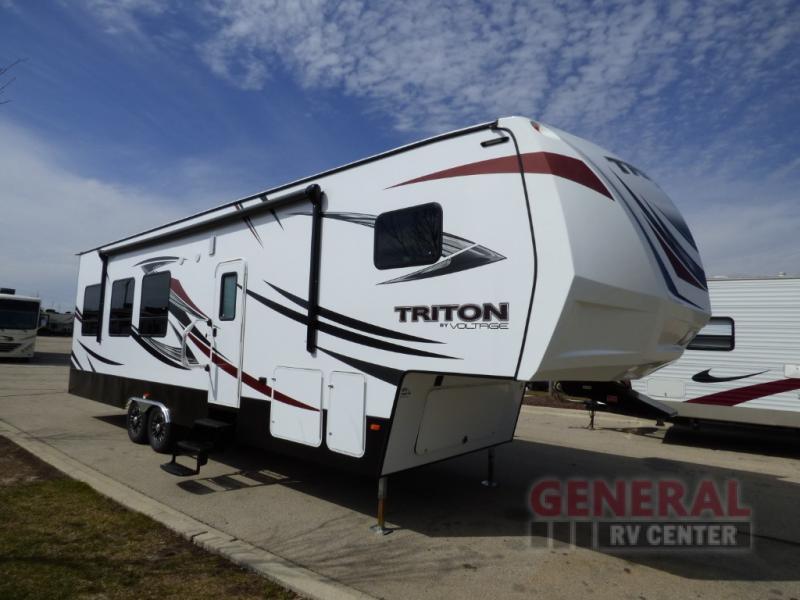 2017 Dutchmen Rv Triton 3351