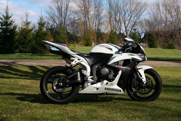 2007 Honda CBR 600RR