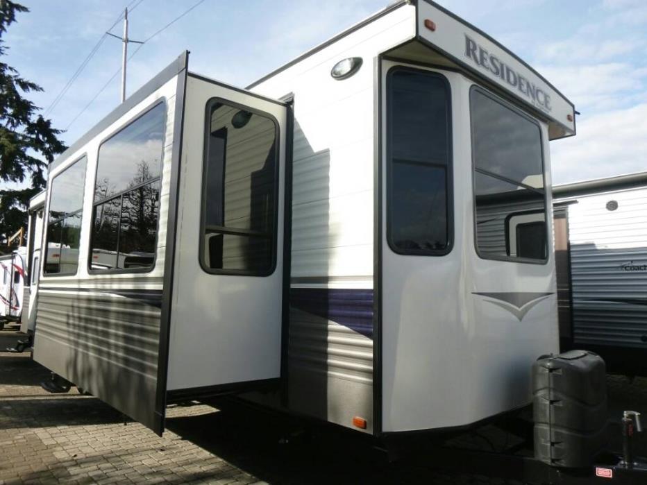 Keystone Rv Residence 40 Loft Rvs For Sale In Washington
