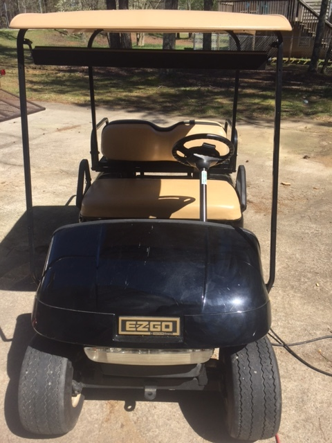 2005 E-Z-Go GOLF CART