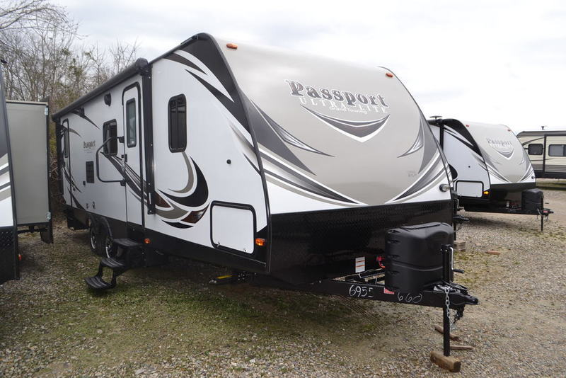 2017 Keystone Rv Passport Grand Touring 2810BH