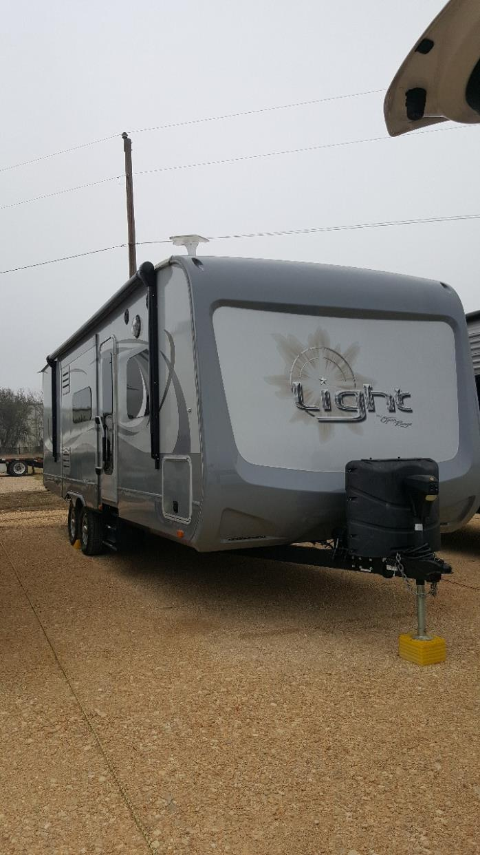 2015 Open Range LIGHT 246RBS