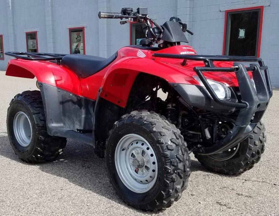 2013 Honda FourTrax Recon ES
