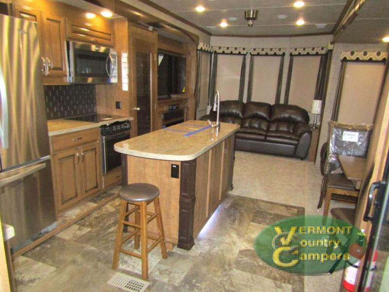 2018 Forest River Rv Cedar Creek Cottage 40CCK