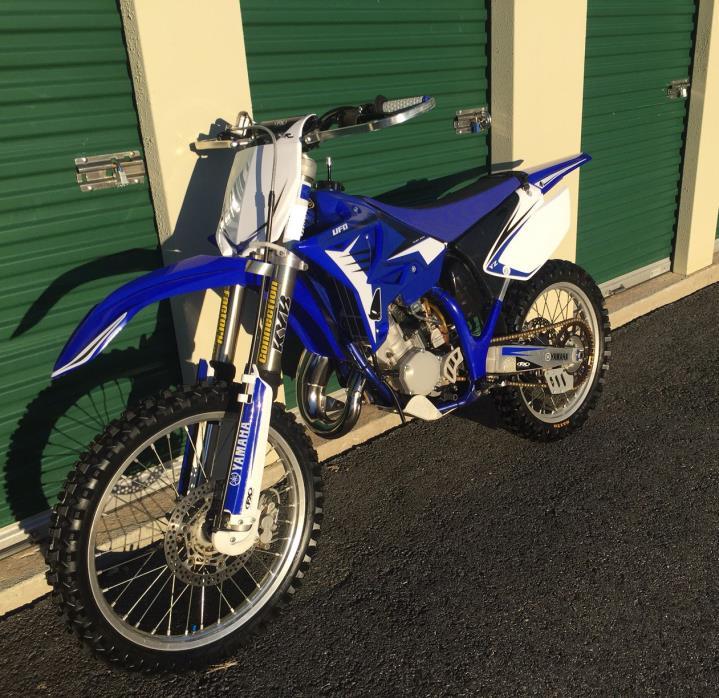 2003 Yamaha YZ 125