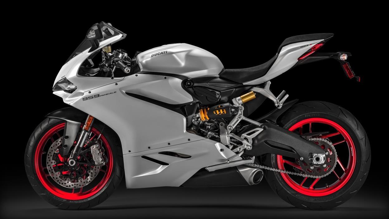 2017 Ducati Superbike 959 Panigale