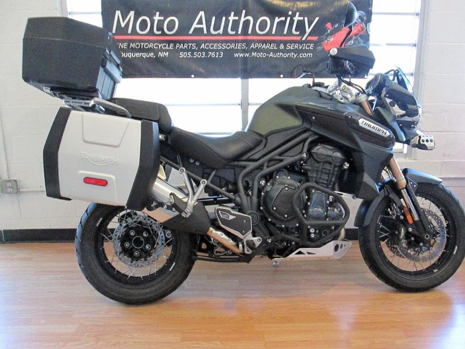 2014 Triumph TIGER EXPLORER XC ABS 1200