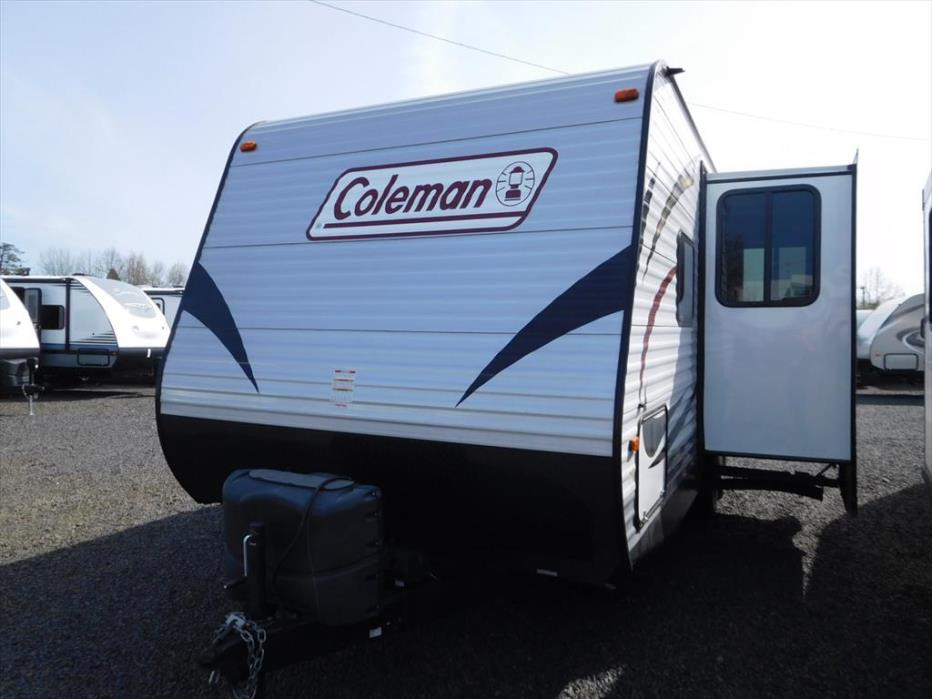 2015 Coleman Expedition 190