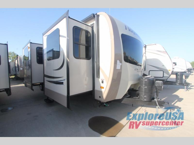 2018 Forest River Rv Flagstaff Classic Super Lite 832FLBS