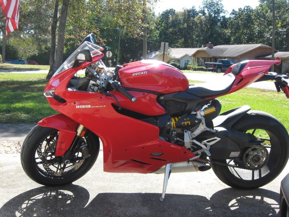 2013 Ducati SUPERBIKE 1199 PANIGALE