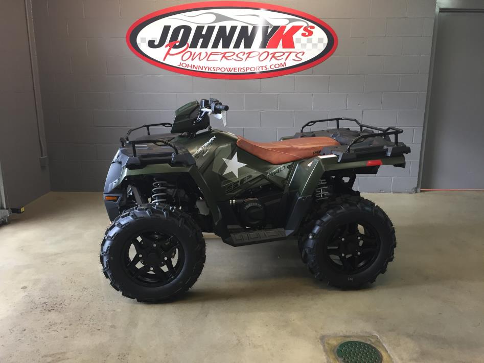 2017 Polaris SPORTSMAN 570 SP