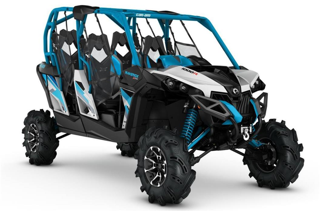 2017 Can-Am MAVERICK X mr 1000R