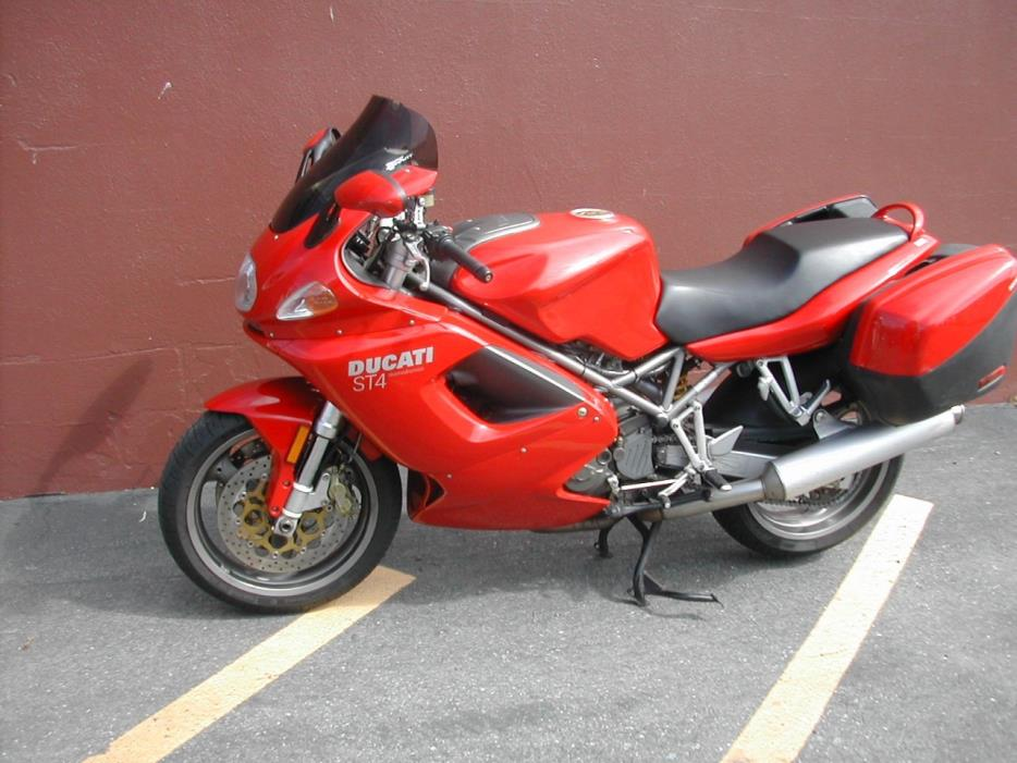 2000 Ducati ST 4