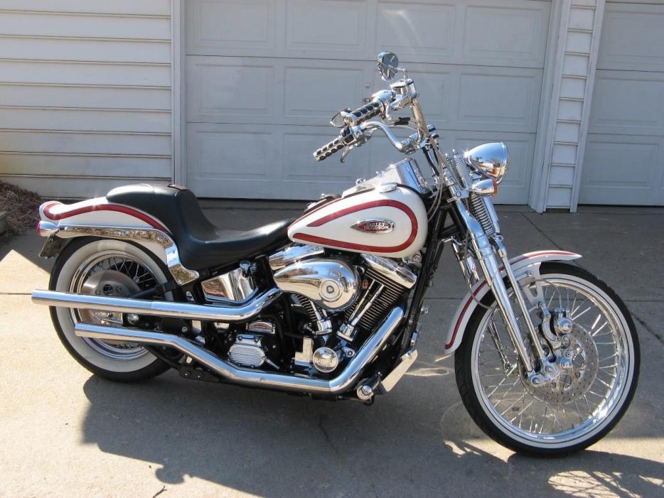 harley davidson springer motorcycles for sale in new mexico. Black Bedroom Furniture Sets. Home Design Ideas