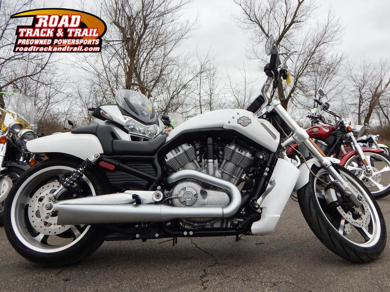 2013 Harley-Davidson VRSCF - V-Rod Muscle